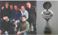 Die stolze Mannschaft aus dem Berufsförderungswerk München.