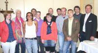 Ehrung der Kursbesten am 10.06.2013 durch Herrn Jochen Kunert, Bereichsleiter der Beruflichen Bildung im BFW München