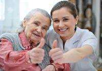 Berufliche Chancen in den Pflegebrufen