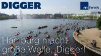 Hamburg: Macromedia-Studierende produzieren Onlinemagazine zum Wassersportjahr