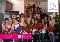 Die Kosmetik und Make-up Schule Schäfer fdeiert ihren 60-sten Geburtstag!