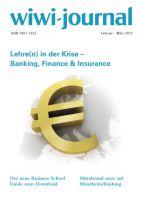 Banking, Finance and Insurance - Thema der neuen Ausgabe des Online-Magazin WiWi-Journals (Heft Februar/März 2012)