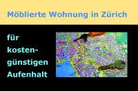 Kostengünstiges Wohnen in Zürich bei Aufenthalt oder Zuzug