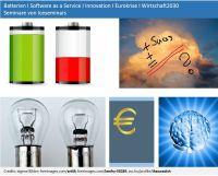 SaaS, Batterien, Innovation, Eurokrise und Wirtschaft 2010 für Entscheider ein großes Angebot in 2016