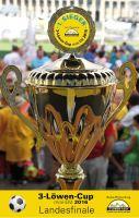 3-Löwen-Cup mini-EM bei Deutschlands größtem Grundschul-Fußballturnier
