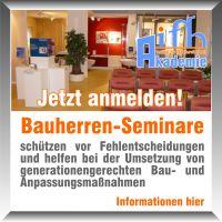 Bauherren-Seminare von Leben ohne Barrieren