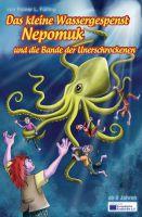 Das kleine Wassergespenst Nepomuk – Abenteuergeschichte für Kinder entführt in eine aufregende Unterwasserwelt