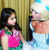 """""""Deine Prinzessin"""" – Kinderträume werden wahr"""