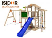 ISIDOR Holzbau - Ihr Spezialist für Spieltürme und Klettertürme
