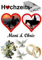 Die Hochzeitszeitung als langjähriges Andenken