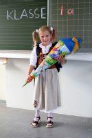 Ein wichtiger Termin: Der erste Schultag!