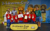 Großes 3-Löwen-Cup mini-EM Finale in Stuttgart