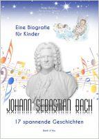 Musiker-Geschenke: Biografie über Bach für Kinder