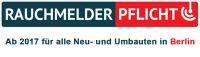 Rauchmelderpflicht für Neu- und Umbauten in Berlin