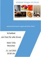 Schabbat mit Jesus und klassischer Musik – ein Fest für alle Sinne München