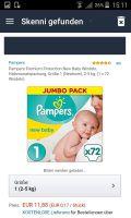 Skenni – Shopping App mit NFC und Barcode Funktion, Nachbestellung auf Amazon