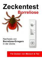 Zeckentest Borreliose – Frühwarnsystem bei Zeckenstich