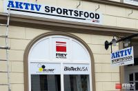 Aktiv Sportsfood powered by FREY Nutrition Shoperöffnung