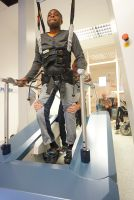Ambulantes Therapiezentrum THERA Motion/Schweinfurt bietet Rehabilitation mit neuester Gangtrainer-Generation