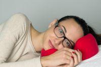 Das Brillenkissen, eine Weltneuheit aus der Schweiz.