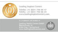 Leading Implant Centers (LIC) wird von gleich vier namhaften Schweizer Implantologen unterstützt: