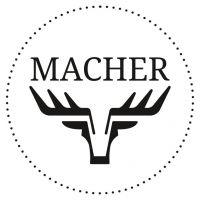MACHER ernährt MACHER
