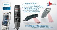 Medica 2014: Philips zeigt Innovationen für medizinische Diktierer