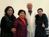 Medizintouristen aus Fernost