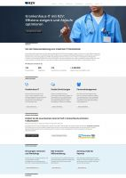 Neuer Internetauftritt der RZV GmbH