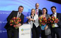 Pflegemanagement-Award 2016: ZeQ gratuliert Sarah Behling