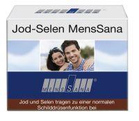 Produkteinführung Jod-Selen MensSana