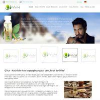 QiYun erweitert seine Homepage um eine moderne Interpretation der Traditionellen Chinesischen Medizin (TCM)