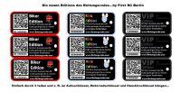 Rettungscode der First RC GmbH – Die perfekte Ergänzung zu den neuen KFZ-Rettungskarten.