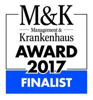 Richard Wolf ist Finalist beim M&K AWARD 2017