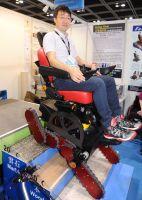 Treppensteigende Rollstühle und Roboter für Rückenmarksverletzte
