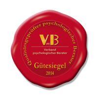 """VpsyB vergibt Gütesiegel """"Qualitätsgeprüfter psychologischer Berater"""" – damit Qualität erkennbar wird!"""