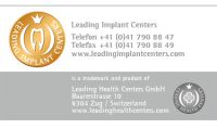 """World Member of Leading Implant Centers"" –  Daran erkennen Sie einen qualifizierten Implantologen!"