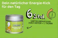 Zenergy Matcha: Der natürliche Energie-Kick für den Tag