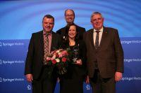 ZeQ gratuliert Janina Colmorgen zum Pflegemanagement-Award 2015