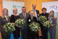 ZeQ gratuliert Kathrin Lipp zum Pflegemanagement-Award 2014