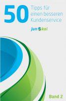 50 TIPPS DER WOCHE – BAND 2 – den Kundenservice mit kleinen Tipps und Tricks verbessern