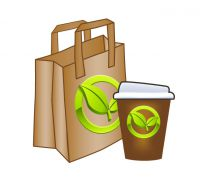 Bio Einweggeschirr und nachhaltige To Go Verpackungen für Food Truck und Imbiss bei Pack4Food24.de
