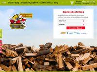 Brennholz und Kaminholz günstig im Online-Shop von brennholz.eu kaufen