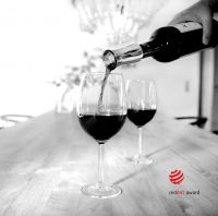 Der VAGNBYS Wine Decantiere siegt im Red Dot Award: Product Design 2016