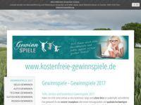 Kostenlose Gewinnspiele auf kostenfreie-gewinnspiele.de – So geht Gewinnen heute