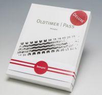 Neu im Classic-Cars-Lifestyle-Store – Oldtimer Pass und Notizbücher für den Oldtimerfan