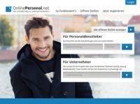 OnlinePersonal.net – Der schnelle Weg zu Leasingmitarbeitern