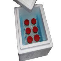 Styroporboxen für temperaturempfindliche Waren!