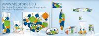 Vispronet.eu – die Online Druckerei Vispronet® nun auch als englische Version