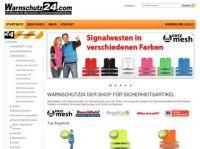 Warnwesten Großhandel auf warnschutz24.com